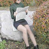 Reading park tricky wear.