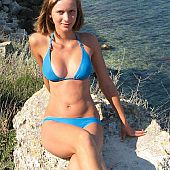 Topless vera playa bitch.