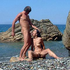 Voyeur beach.