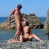 Hidden camera beach sex forbidden videos.
