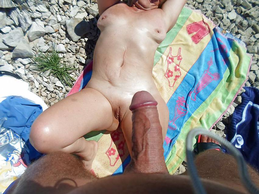 Hidden cam nude beach well