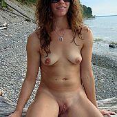 Nudist beach hidden camera.