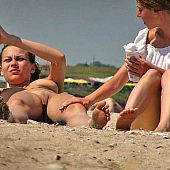 Topless beach cuties teenage.